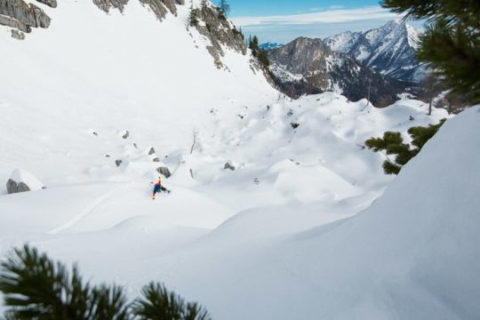 max ebert - Snow Trip